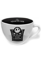 The Nightmare Before Christmas Official Cappuccino Mug