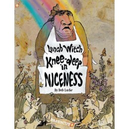 Lunch Witch #2 Knee Deep In Niceness (Papercutz)