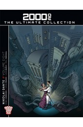 2000AD: Ultimate Collection: Issue 74: NIKOLAI DANTE, Vol 8 HC