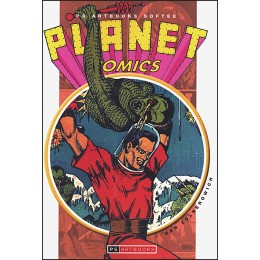 PS ARTBOOKS PLANET COMICS SOFTEE VOL 04