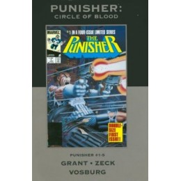 Punisher: Circle of Blood HC (Marvel Premiere Classics)