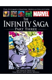 MARVEL Ultimate Graphic Novels Coll Vol 176: The Infinity Saga Part Three HC