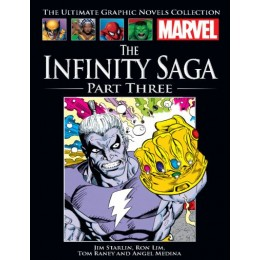 Ultimate Graphic Novels Coll Vol 176: The Infinity Saga Part Three HC