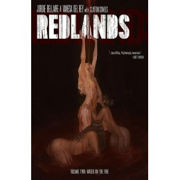 Redlands Vol 2: Water On Fire TP (Image)