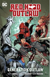 Red Hood: Outlaw Vol. 3: Generation Outlaw TP (DC)