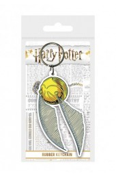 Harry Potter - Snitch Ball Rubber Keychain