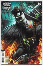 Dark Nights Death Metal Robin King #1 1:25 RETAILER INCENTIVE VARIANT by JEREMY ROBERTS