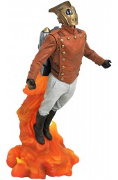 DIAMOND SELECT TOYS The Rocketeer Gallery PVC Figure