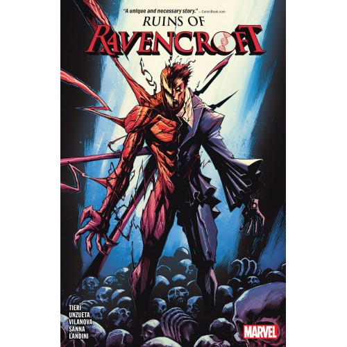 Ruins Of Ravencroft TP (Marvel)