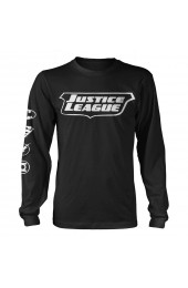 Justice League Icons Long Sleeve T/S (Medium)