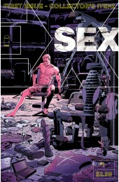 SEX: Issues #1-26