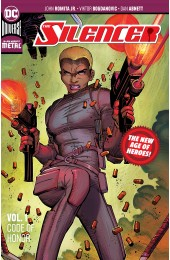 The Silencer Vol.1: Code Of Honor TP (DC)