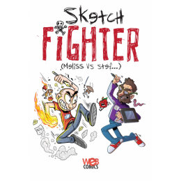 Sketch Fighter (Meliss VS Stef...) (Webcomics)