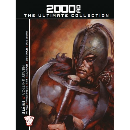 2000AD: Ultimate Collection: Issue 58: Slaine: Books Of Invasions: Vol 7 HC