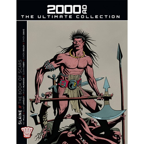 2000AD: Ultimate Collection: Issue 70: SLAINE: The Book Of Scars HC