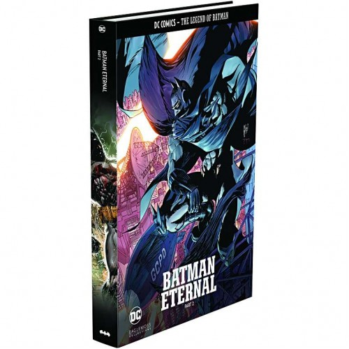 Legend Of Batman Special 2: Batman Eternal Part 2 HC (DC)