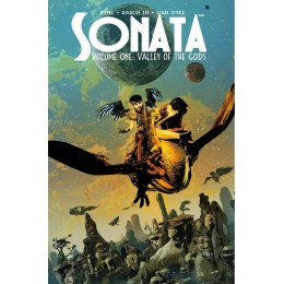 Sonata Vol 1: The Valley Of The Gods TP (Image)