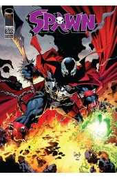 SPAWN #300 Greg Capullo Variant Cover C