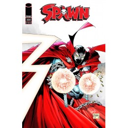 SPAWN #300 Todd McFarlane and Greg Capullo Variant Cover E