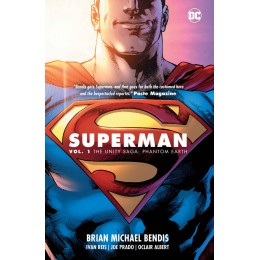 Superman Vol. 1: The Unity Saga: Phantom Earth (DC)