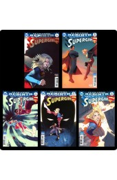 Supergirl Rebirth Vol 2: Escape from the Phantom Zone Complete Set
