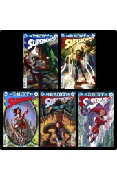 Superwoman Rebirth Vol 2: Rediscovery Complete Set