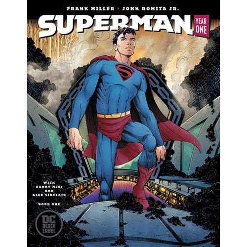 SUPERMAN YEAR ONE 1-3 COMPLETE SET