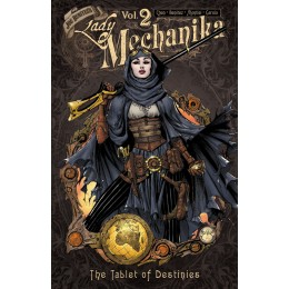 Lady Mechanika Vol 2 Oversized Edition HC (Benitez Productions)