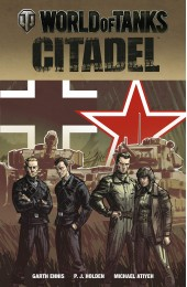 World Of Tanks Vol 2: Citadel TP (Dark Horse)