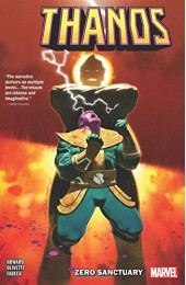 Thanos: Zero Sanctuary TP (Marvel)