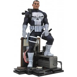 DIAMOND SELECT TOYS Marvel Gallery Punisher PVC Figure