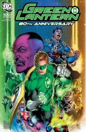 Green Lantern 80th. Anniversary Special