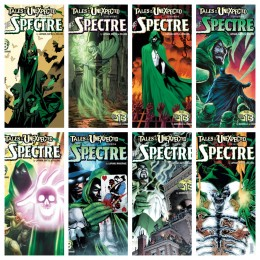 Tales of the Unexpected Featuring the Spectre Complete Series Set