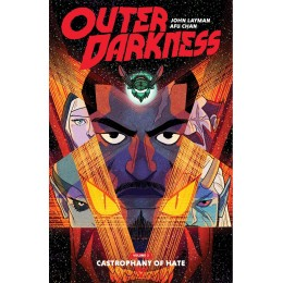 Outer Darkness Vol. 2: Castrophany of Hate TP (Image)