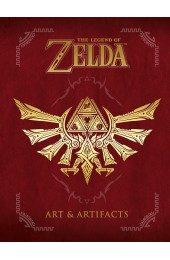 The Legend of Zelda: Art & Artifacts HC (Dark Horse)