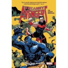 Uncanny Avengers: Unity Vol. 5: Stars and Garters TP (Marvel)