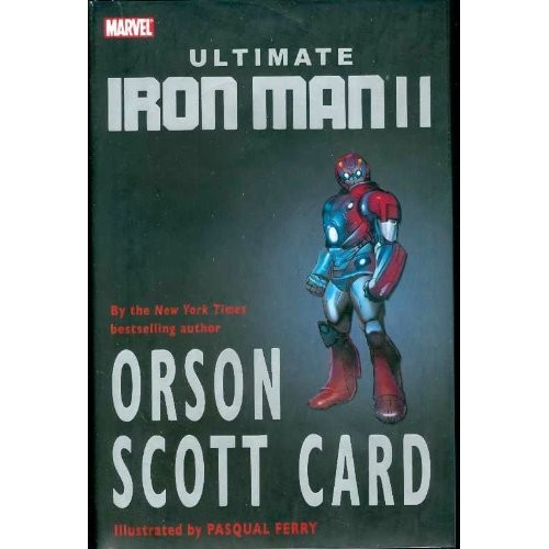 Ultimate Iron Man II Premiere HC