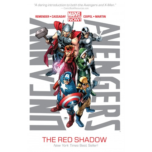 Uncanny Avengers Vol. 1: The Red Shadow HC