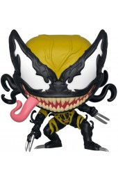 Funko POP! Marvel: Venom - Venomized  X-23