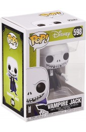 Funko POP Vinyl: Disney: Nightmare Before Christmas-Vampire Jack Collectible Figure, Multicolour