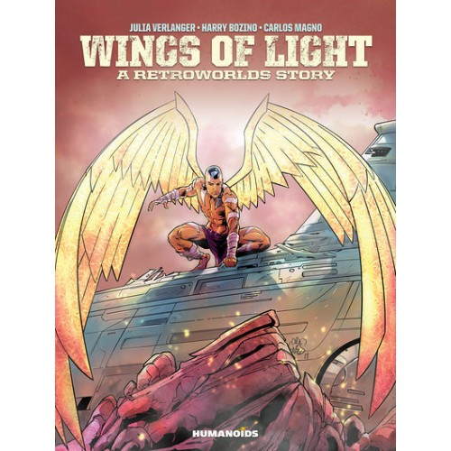 WINGS OF LIGHT TP (Humanoids)