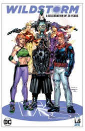 WildStorm: A Celebration of 25 Years HC (DC)