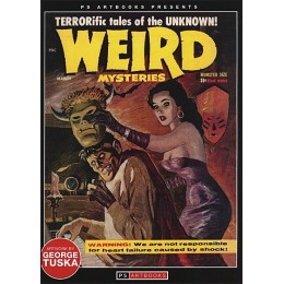 Weird Mysteries Magazine