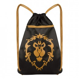 World of Warcraft Sportbag Alliance Logo