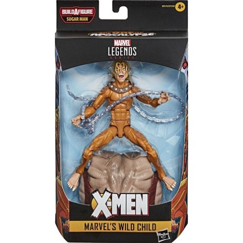 HASBRO MARVEL LEGENDS SERIES 6IN WILD CHILD AGE OF APOCALYPSE COLLECTION