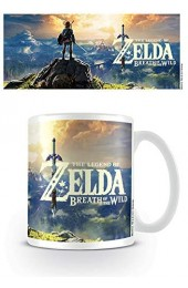 The Legend Of Zelda: Breath Of The Wild Ceramic Mug