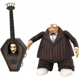 DIAMOND SELECT TOYS The Nightmare Before Christmas: Zombie Bass Player Action Figure