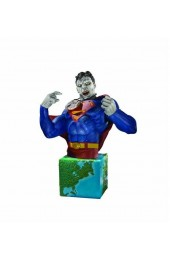 Heroes of the DC Universe: Bizarro bust