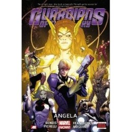 Guardians Of The Galaxy Vol 2: Angela HC (Marvel Now!)