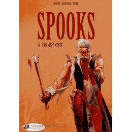 Spooks Vol 4 : The 46th State TP